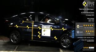 Hyundai Elantra ASEAN NCAP