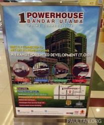MRT Bandar Utama Station 1