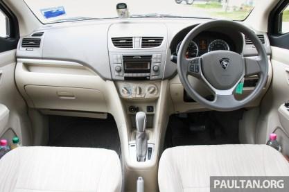 2016 Proton Ertiga drive 22