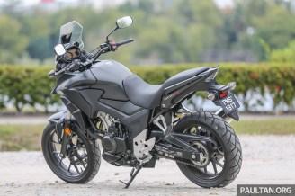 2017 Honda CB500X review - 36