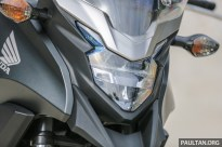 2017 Honda CB500X review - 6