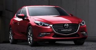 2017 Mazda 3 FL Thailand official 2