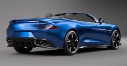 Aston Martin Vanquish S Volante 2