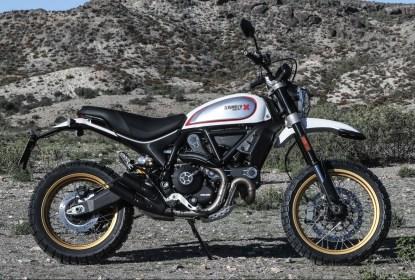 Ducati Scrambler Desert Sled static BM-8