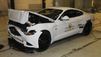 ford mustang ncap 5