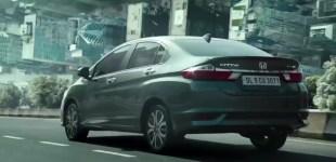 2017 Honda City India ad 2