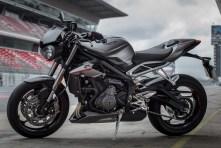 2017 Triumph Street Triple 765 RS media ride Static - 8