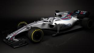 Williams FW40 1