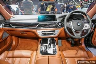 BIMS2017 BMW M760LI XDrive V12Excellence Int 3