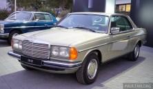 C123 Mercedes-Benz E-Class Coupe 2