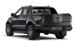Ford Ranger WildTrak Jet Black 2