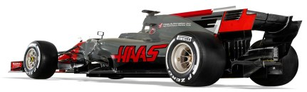 Haas VF-17 2
