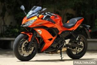 Kawasaki Ninja 650 -27 BM