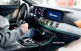 Mercedes CLS light camo 10