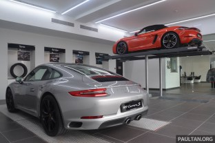 Porsche Centre Penang, 718 Cayman launch pt 2-163