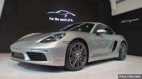 Porsche Centre Penang, 718 Cayman launch pt 2-57
