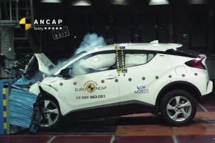 Toyota C-HR ANCAP 2