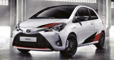 Toyota Yaris GRMN 1