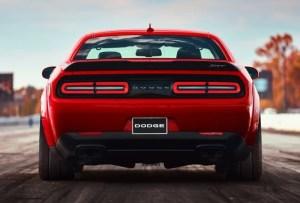 Dodge Challenger Demon-11 BM