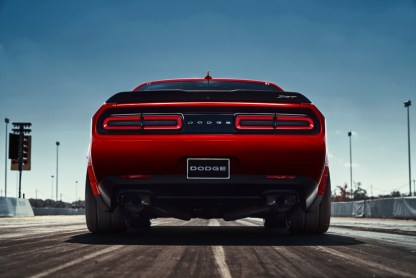 Dodge Challenger Demon-12 BM