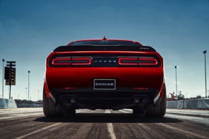 Dodge Challenger Demon-12 BM