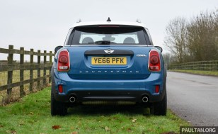 F60 MINI Cooper S Countryman ALL4 review-ext 33