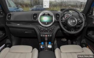 F60 MINI Cooper S Countryman ALL4 review-int 1