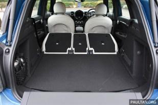 F60 MINI Cooper S Countryman ALL4 review-int 50