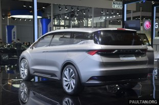 Geely Concept MPV 14