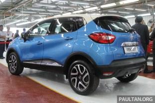 Renault Captur CKD launch-23