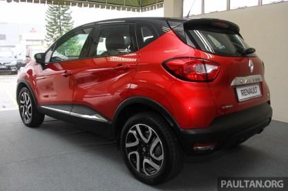 Renault Captur CKD launch-29