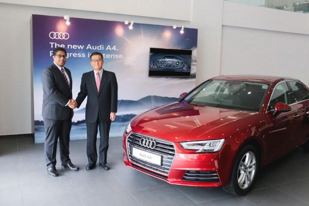 Audi Setia Alam 3
