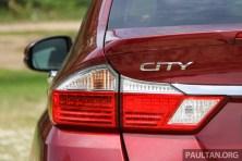 Honda City 2017 drive Malacca-6