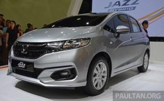 Honda Jazz Hybrid Facelift Malaysia 2._BM