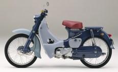 Honda Super Cub - 1