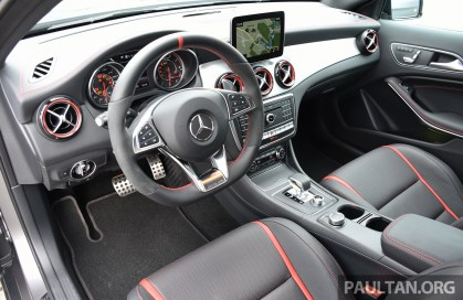 Mercedes-Benz GLA 45 facelift Hungary (7)