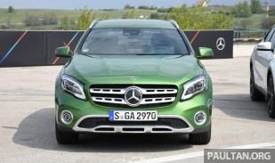 Mercedes-Benz GLA facelift Hungary (4)