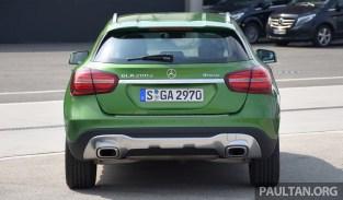 Mercedes-Benz GLA facelift Hungary (5)