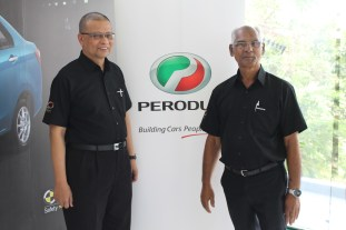 Perodua Bezza Mauritius 2