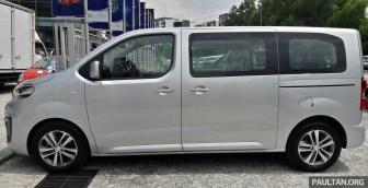 Peugeot Traveller Malaysia 3