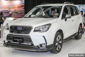 Subaru Forester 2.0i-S 1