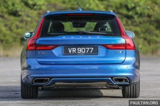 Volvo V90 T6 AWD R-Design 12