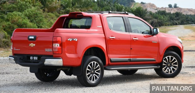 2016 Chevrolet Colorado 2.8 High Country-2