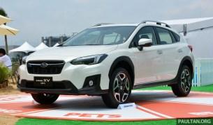 2017 Subaru XV 2.0i-S Taiwan 1