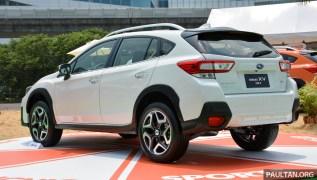 2017 Subaru XV 2.0i-S Taiwan 2
