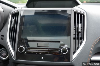 2017 Subaru XV 2.0i-S Taiwan 29