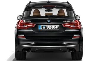 2018 BMW X3 Leaked-05