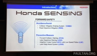 Honda CR-V Sensing test-3