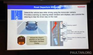 Honda CR-V Sensing test-7