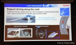 Honda CR-V Sensing test-9